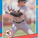 1991 Donruss 335 Bob Melvin