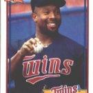 1991 Topps 300 Kirby Puckett