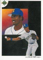 1991 Upper Deck 32 Harold Reynolds