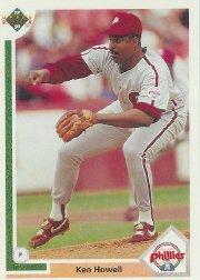 1991 Upper Deck 488 Ken Howell
