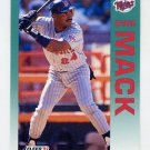 1992 Fleer 210 Shane Mack