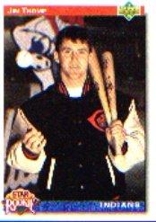 1992 Upper Deck 5 Jim Thome SR