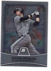2010 Bowman Platinum 7 Ryan Braun