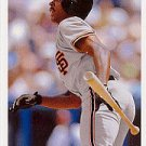 1993 Upper Deck #281 Willie McGee