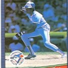 1986 Donruss 119 Tony Fernandez