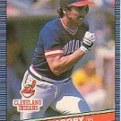 1986 Donruss 154 Brook Jacoby