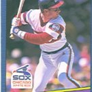 1986 Donruss 282 Scott Fletcher