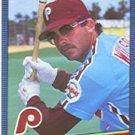 1986 Donruss 285 Glenn Wilson