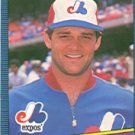 1986 Donruss 331 Bill Gullickson