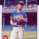 1986 Topps 397 Steve Buechele RC