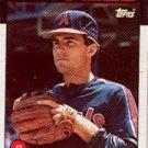 1986 Topps 628 Kirk McCaskill RC