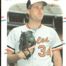 1988 Fleer 554 Jeff Ballard