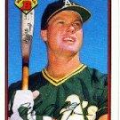 1989 Bowman #197 Mark McGwire