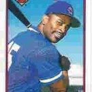 1989 Bowman #297 Dwight Smith RC