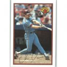 1989 Bowman #404 Chris James