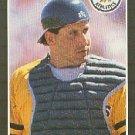 1989 Donruss 361 Ron Hassey