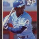 1989 Donruss 498 Gary Thurman