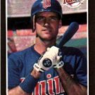 1989 Donruss 537 Randy Bush DP