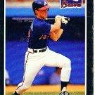 1989 Donruss 592 Jeff Blauser