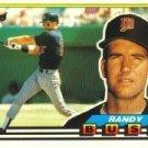 1989 Topps Big 282 Randy Bush