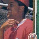 1989 Upper Deck 281 Luis Alicea RC