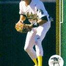 1989 Upper Deck 660 Walt Weiss AL ROY
