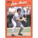 1990 Donruss 590 John Moses DP