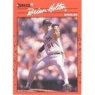 1990 Donruss 635 Brian Holton
