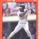 1990 Donruss 91 Tony Phillips