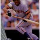 1990 Leaf 34 Lou Whitaker