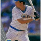 1990 Leaf 454 Greg Brock