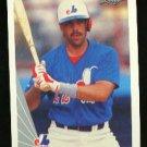1990 Leaf 502 Nelson Santovenia