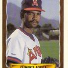 1990 Palm Springs Angels ProCards #2569 Clemente Acosta