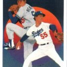 1990 Upper Deck 10 Orel Hershiser TC