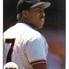 1990 Upper Deck 117 Kevin Mitchell UER