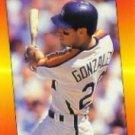 1992 Triple Play 210 Luis Gonzalez