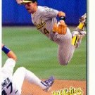 1992 Upper Deck 727 Mike Bordick