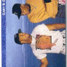1992 Upper Deck 84 Dwight Gooden/Gary Sheffield