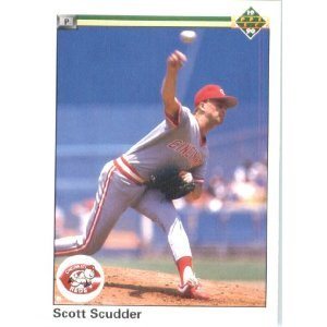 1990 Upper Deck 164 Scott Scudder