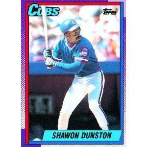1990 Topps 415 Shawon Dunston