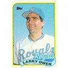 1989 Topps 87 Larry Owen