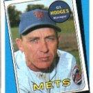 1989 Topps #664 Gil Hodges TBC 69