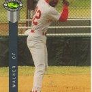 1992 Classic Four Sport #249 Shon Walker