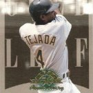 1998 Leaf #186 Miguel Tejada GLR