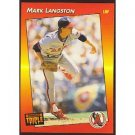 1992 Triple Play #36 Mark Langston