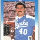 1987 Fleer #365 Bud Black