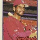 1989 Topps 442 Jose Oquendo