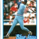 1989 Topps 745 Fred McGriff