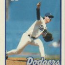 1989 Topps Traded #84T Mike Morgan