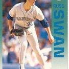 1992 Fleer #293 Russ Swan